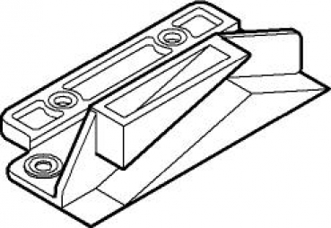 beschlaege online sperrkurve blum metabox f r teil 320 und vollausz gen 330. Black Bedroom Furniture Sets. Home Design Ideas