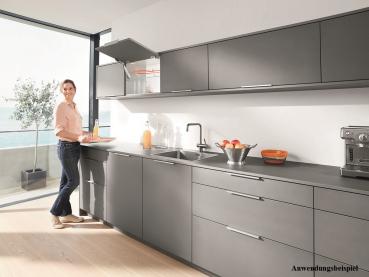 beschlaege online aventos hk xs tip on f r hochklappen leistungsfaktor 500 1200. Black Bedroom Furniture Sets. Home Design Ideas